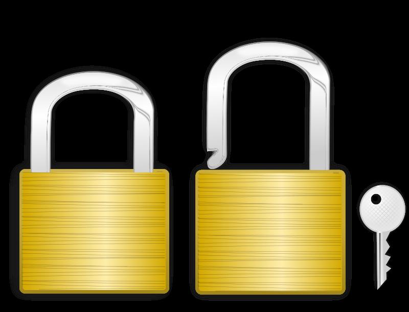 lock-key