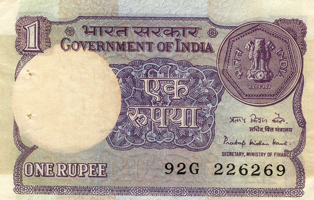 Who Signs The Indian Rupee Indian Rupee Symbol